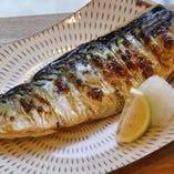 脂の乗ったサバに大根おろしの絶妙コンビ『塩サバ定食』