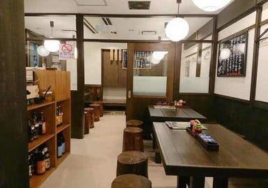 府中 武蔵野うどん  店内の画像