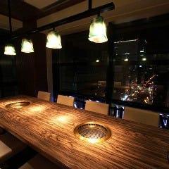 夜景×和牛焼肉 徳寿 K‐place