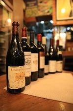 フランス各地のワイン