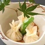 〈逸品料理〉 四季折々の食材を使った逸品をお愉しみください