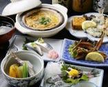 様々ないわし料理をご用意!! 竜宮セット3,000円