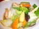 八宝菜 750円