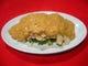 蒸し鶏のゴマソース 750円