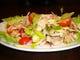 タイ風むし鶏のスパーシーサラダ 900円