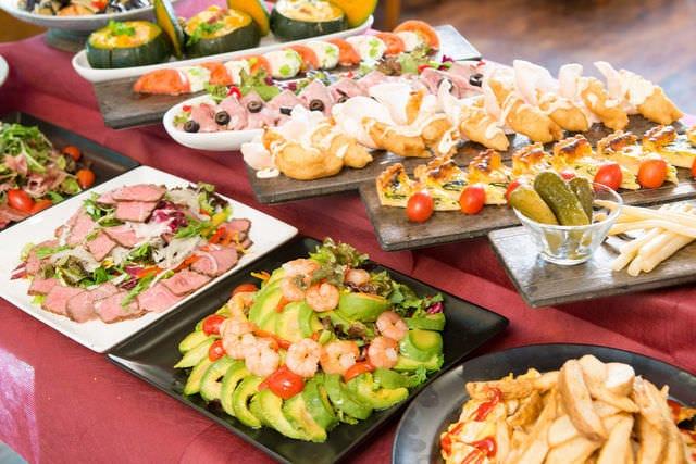 海と山の旬感リストランテ 厨ぼうず GRAND Buffet