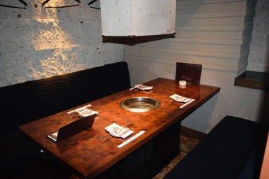 焼肉UMAMI飯田橋店  店内の画像