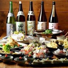 高田馬場 個室居酒屋 十七番地  コースの画像