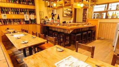 高田馬場 個室居酒屋 十七番地  店内の画像