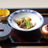 ランチ:旬の魚定食
