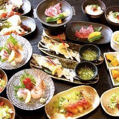 肉と魚とめん料理 なにがし豊田コモスクエア店