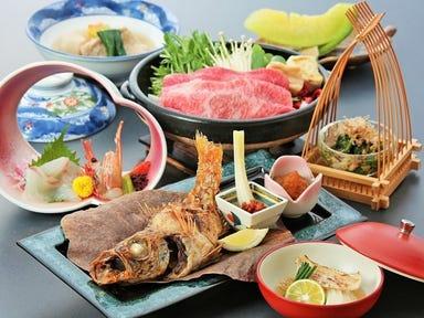 休暇村 近江八幡 東館レストラン  コースの画像
