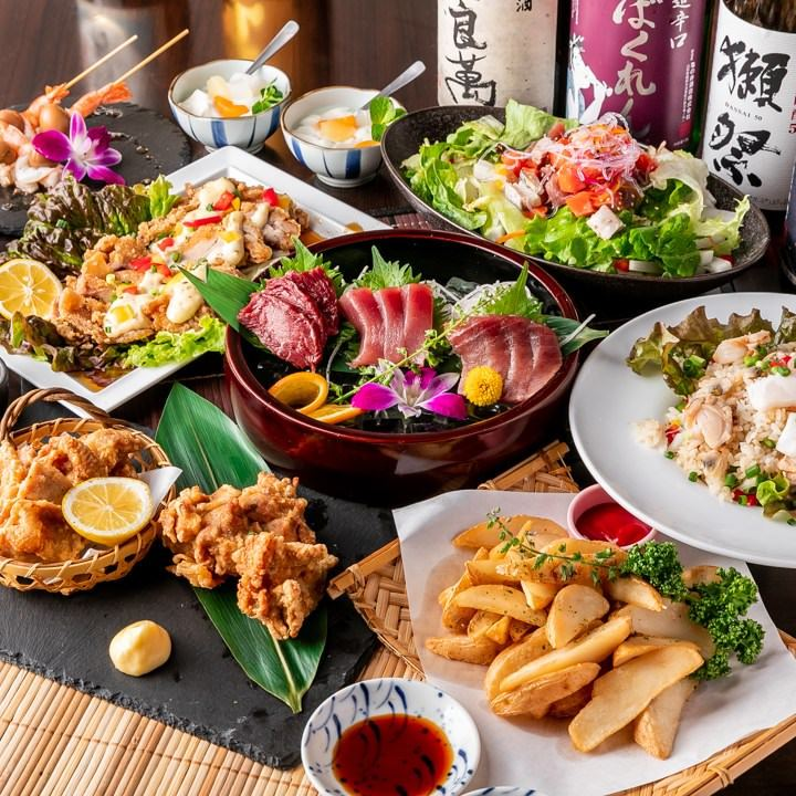 蟹食べ放題の個室居酒屋 よし喜 蒲田店