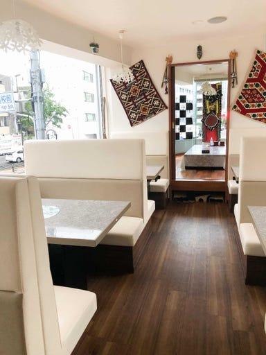 Halal Sakura  店内の画像