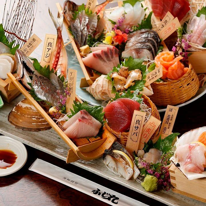 【席のみ予約 ランチ予約 】新鮮な地魚直送鮮魚をご堪能!