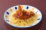 キッズミートスパゲティー