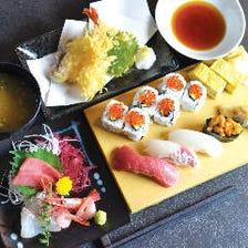 【食事会◆スタンダードコース】寿し和の定番をリーズナブルに!自慢の一品料理や寿司を!3500円