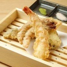 お寿司屋さんの天ぷら