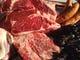 お肉は業界に永年いたプロの店主が厳選。おいしそうでしょ!