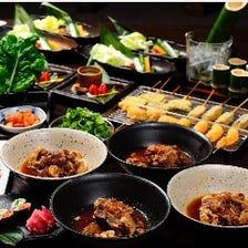 ご宴会コースは税込み3,000円より!