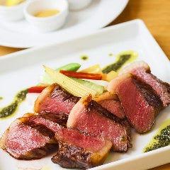 日本三大和牛をご堪能ください「近江牛赤身肉のビステッカ」