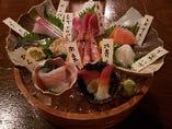 魚貝7点盛合せ