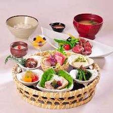 ◆昼会食◆選べるメイン『風庭膳』