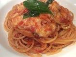 スパゲッティ・ポモドーロ