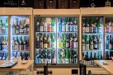こだわりプレミア地酒200種類