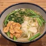 にんにくパワーテールスープ