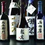 全国各種の銘酒