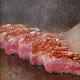 【Premium ヒレステーキ】 国産和牛肉を使用した自慢の逸品。