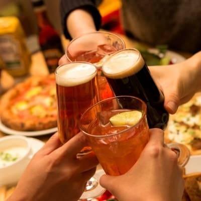毎日使える単品飲み放題2時間980円!!