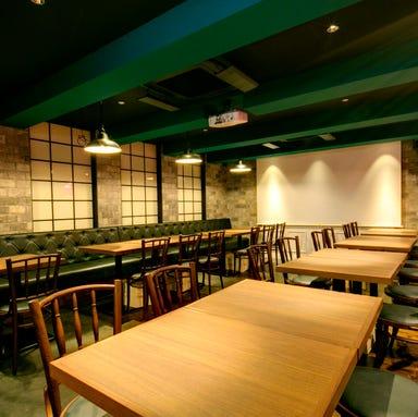 個室×イタリアン ロジック 天王寺店 店内の画像