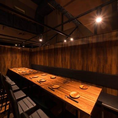 完全個室×海鮮炉端 昴 ‐SUBARU‐ 三宮本店 店内の画像