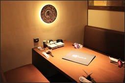 個室 炙り居酒屋 うおやのげんさん 富士宮店 店内の画像