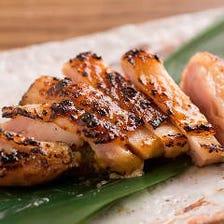 地鶏の美味しさを引き出す多彩な逸品
