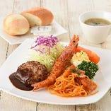 ◆昔懐かし洋食屋◆ 昔懐かしい手作りの味が楽しめる