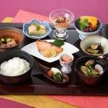 ★朝食【和食】  ※写真はイメージです