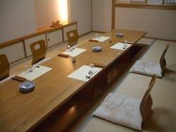 日本料理 志美津  店内の画像