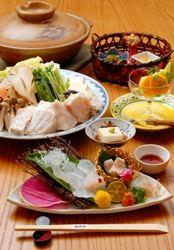 日本料理 志美津  メニューの画像