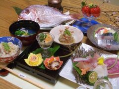 日本料理 志美津