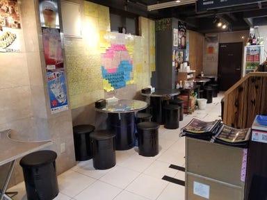 韓国料理 ナジミキンパ  店内の画像