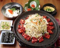 韓国料理 ナジミキンパ