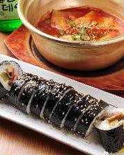 リーズナブルに楽しめる韓国家庭料理