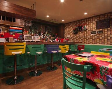 隠れ家メキシカン タコタコカフェ 香里園 店内の画像