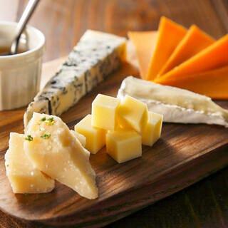 濃厚チーズが愉しめる