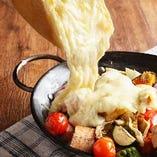 北海道・花畑牧場のラクレットチーズ等、様々なチーズをご用意