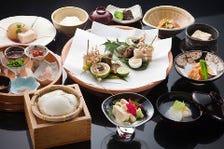どこまでも豆腐にこだわった懐石料理