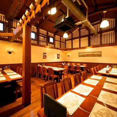 長浜浪漫ビール  店内の画像
